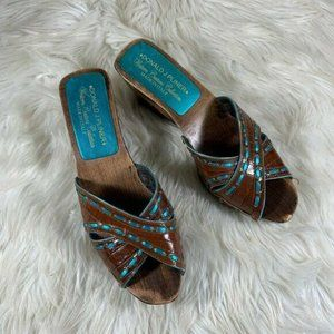 Donald J Pliner Western Couture Collection Size 7